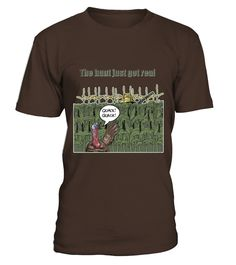 Thanksgiving Turkey Hunt T-shirt