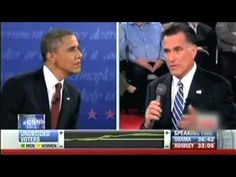 Red Herring Fallacy-Second Obama-Romney Debate - YouTube