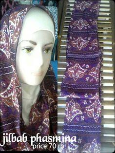 Phasmina hijab price 70 rb