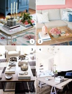 Coffee Table Tips