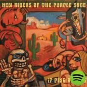 """Truth Is Dead,"" New Riders of the Purple Sage. Spotify. TRUTH IS DEAD."