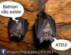 Funny pictures about Batman doesn't exist. Oh, and cool pics about Batman doesn't exist. Also, Batman doesn't exist. Funny Images, Funny Pictures, Funny Pics, Funny Videos, Atheist Humor, Im Batman, Batman Meme, Superman, Good Humor