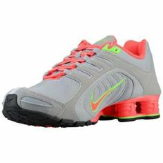 Nike Shox Navina SI - Women\u0026#39;s - Wolf Grey