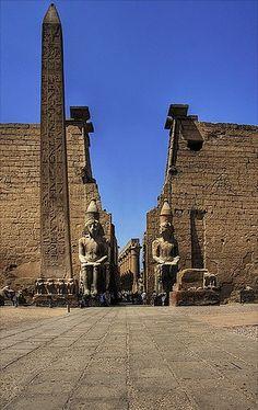 pinterest.com/christiancross     Temple de Luxor