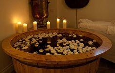 vasca in legno Veronica di Italko