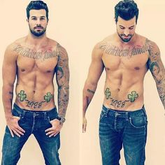 Sexy tattooed men |±|  Please visit us :   http://q.gs/52B1c  |±|