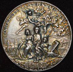Money Pictures, Centenario, World Coins, Coin Collecting, Bronze, Stamp, Silver, Gold, Collection