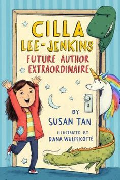 Cilla Lee-Jenkins is 50% Chinese, 50% Caucasian, and 100% destined for literary success. But she'd better hurry up and finish her memoirs, because her parents are about to have a new baby and forget all about her!