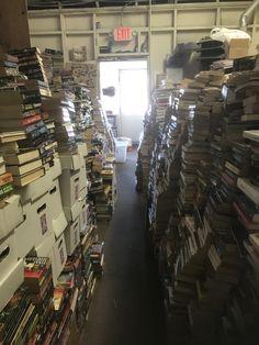 The Bookshelf in Springfield, MO