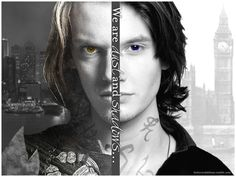 I would have seen the truth in your face, Jace Lightwood and known who you were.'  Jace and Will Herondale