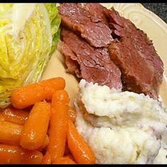 St. Patricks Day Feast