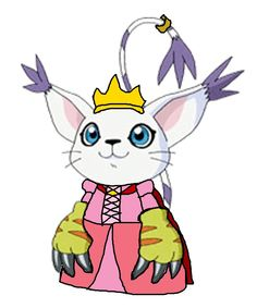 Lady Gatomon - digimon Fan Art