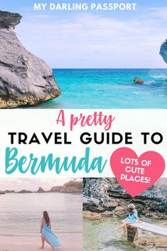 My darling travel guide to the island of Bermuda. Discover the cute places we visited in Bermuda where to stay and eat on the island and Bermuda Travel, Bermuda Vacations, Beach Vacations, Places To Travel, Travel Destinations, Time Travel, Travel Reviews, Island Beach, Travel Guides