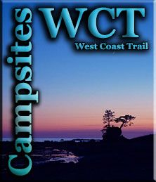 campsites on the west coast trail. West Coast Trail, Outdoor Life, Campsite, Homeland, Backpacking, Trek, Vancouver, Hiking, Neon Signs