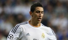 PSG and Manchester United Linked with Angel Di Maria