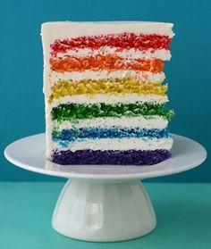 postres niños, postres infantiles, pancakes colores, tarta colores   Fiestas infantiles y cumpleaños de niños