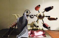 Gran variedad de tejidos, telas y estampados.