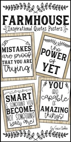 Home Interior Salas Farmhouse Style Classroom Inspirational Posters The Power of Yet Mistakes are proof that you are trying.Home Interior Salas Farmhouse Style Classroom Inspirational Posters The Power of Yet Mistakes are proof that you are trying Classroom Signs, 4th Grade Classroom, Classroom Freebies, Music Classroom, Future Classroom, Classroom Themes, Classroom Organization, Quotes For The Classroom, Printable Classroom Posters
