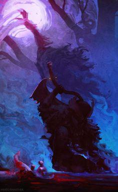 Bloodborne Concept Art, Bloodborne Art, Fantasy Rpg, Dark Fantasy, Old Blood, Fnaf Wallpapers, Monster Hunter, Dark Souls, Game Art