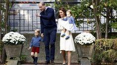 Lihat Lucunya Prince George dan Princess Charlotte yang Senang Banget Lihat Balon