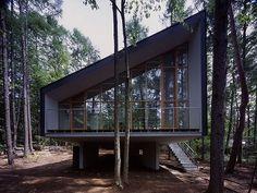 Tezuka architect_forest house