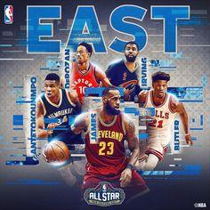 nba 2017 allster east starters