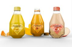 Diamond Juice on Behance