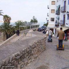 RUTAS SEGWAY en Castellón