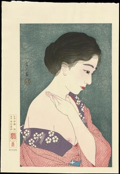 Torii Kotondo: Make-up - 化粧 - Ohmi Gallery