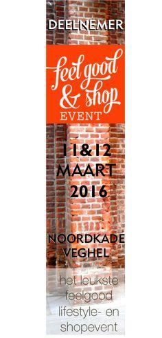 Feel Good & Shop Event
