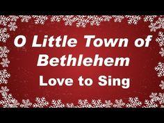 O Little Town of Bethlehem with Lyrics Christmas Carol Sung by a Kids Choir - YouTube