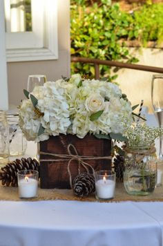 Flour and Flower Designs: Sneak Peek: {Sami + Garet}