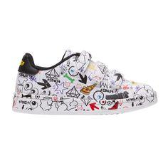 calzados-primavera-verano-2018 : zapato deportivo niño Custom Painted Shoes, Custom Shoes, Types Of Shoes Men, Painted Sneakers, Jordan Shoes Girls, Cute Sneakers, Aesthetic Shoes, Sneaker Heels, Womens Fashion Sneakers