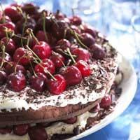 Schwartzwaldin kakku - Ruokalan reseptit - Ilta-Sanomat