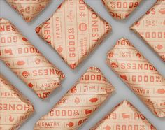 The Kitchen brand identity, by Moniker SF