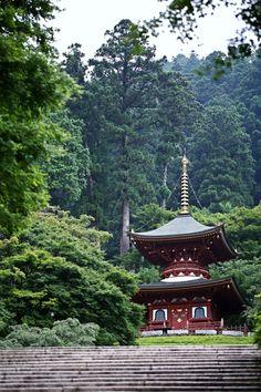 Katsuo-ji temple, Osaka, Japan 勝尾寺 大阪
