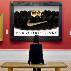 The Hall of Fame for Paracord Bracelets features our exclusive Nike Bracelet. Get yours today Only from Paracord Links!