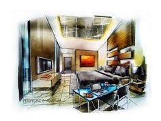 Fonnham's Space - Bedroom