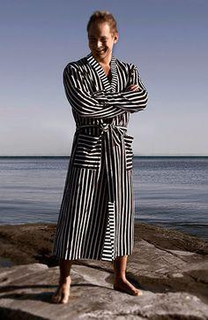 Angelo miesten aamutakki, musta/ valk. - Ratiashop Shirt Dress, Shirts, Dresses, Design, Fashion, Pajamas, Vestidos, Moda, Shirtdress