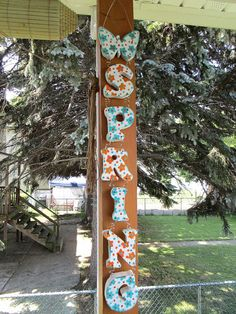 Handmade SPRING WOOD SIGN by gr8byz on Etsy, $15.00