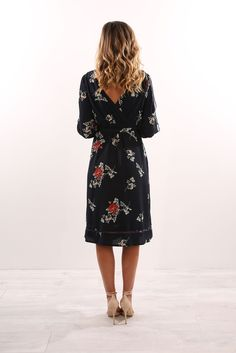 Check out this product from Jean Jail: Unassigned: Ma Jai Dress Navy