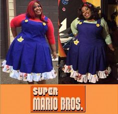 These Plus-Sized Cosplay Dresses Are An Inspiration