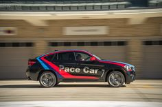 2015 BMW X6 M Pace Car - Photo Gallery - http://www.bmwblog.com/2015/01/30/2015-bmw-x6-m-pace-car-photo-gallery/