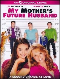 Rambles of a SAHM: My Mother's Future Husband DVD ~ A Fun Mother Daughter Chick Flick Night Idea