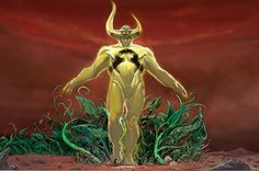 Ex Nihilo has terraformed Mars into a green planet and plans on creating new life, a new world and perfected creatures to inhabit it. How will the Avengers deal with Ex Nihilo's lofty goals in Marvel NOW! and what of his foreboding aid, Aleph, and Abyss? Discover the full implications of Ex Nihilo's plans in AVENGERS #1, available in both digital and print!    AVENGERS #1    Written by JONATHAN HICKMAN  Art by JEROME OPENA…