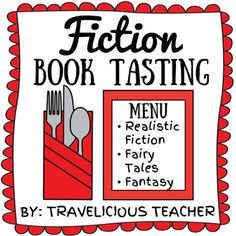 Text Feature Surgery for Elementary Students - Travelicious Teacher Types Of Fiction, Fiction Books, Book Tasting, Book Bins, Teacher Must Haves, Library Inspiration, Realistic Fiction, Primary Classroom, Future Classroom