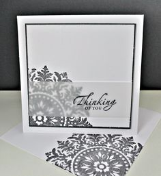handmade sympathy cards ideas   Hand-Made by Anne-Marie ...