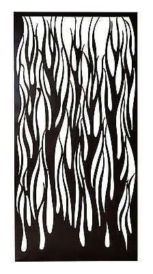 Home And Furniture: Various Decorative Metal Screens On Architectural Screen Laser Cut Privacy Decorative Metal Screens - Aliciajuarrero Diy Privacy Fence, Privacy Fence Designs, Diy Fence, Decorative Metal Screen, Decorative Panels, Metal Garden Screens, Tangle Art, Gate Design, Wood Wall Art