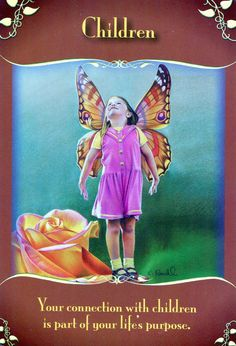 Children - Magical Messages From the Fairies Archangels Names, Spiritual Manifestation, Angel Guide, Doreen Virtue, Angel Cards, Oracle Cards, Tarot Reading, To My Future Husband, Light Qoutes