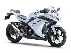 The new Ninja 300 Kawasaki